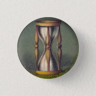 Badge Rond 2,50 Cm Sablier bouton rond de 1 pouce
