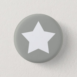 Badge Rond 2,50 Cm Talent d'étoile