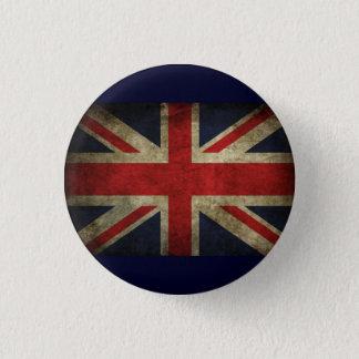 Badge Rond 2,50 Cm Union Jack