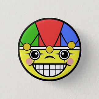 Badge Rond 2,50 Cm Visage de joker