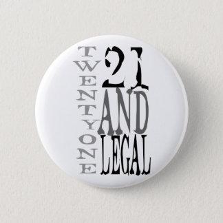 Badge Rond 5 Cm 21Twenty un et juridique