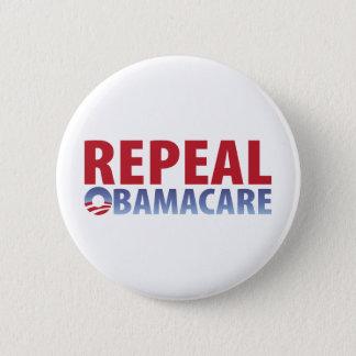 Badge Rond 5 Cm Abrogation Obamacare