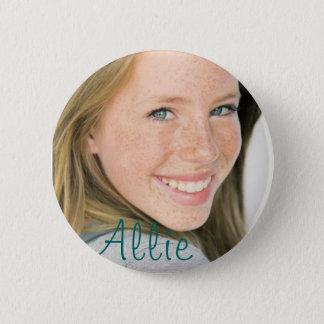 Badge Rond 5 Cm Allie Trimm