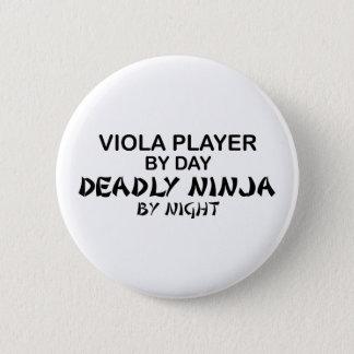 Badge Rond 5 Cm Alto Ninja mortel par nuit