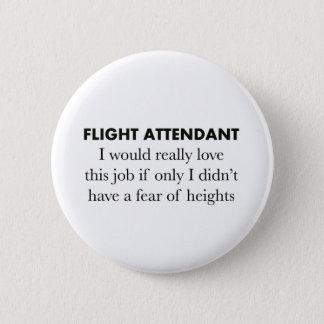 Badge Rond 5 Cm Amour du travail