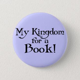 Badge Rond 5 Cm Amusement Shakespeare mon royaume pour un T-shirt