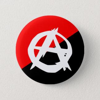 Badge Rond 5 Cm Anarchiste avec un symbole, Colombie
