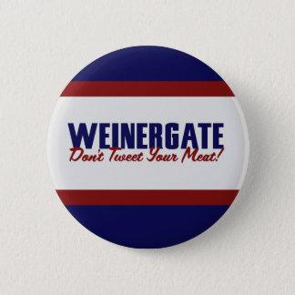 Badge Rond 5 Cm Anthony Weiner