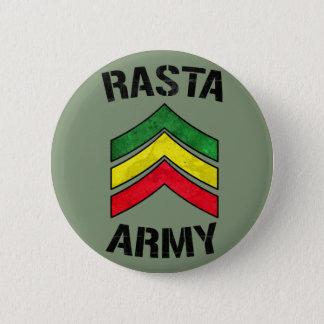 Badge Rond 5 Cm Armée de Rasta