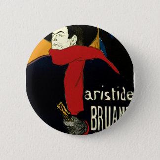 Badge Rond 5 Cm Art vintage Nouveau Ambassadeurs, Toulouse Lautrec