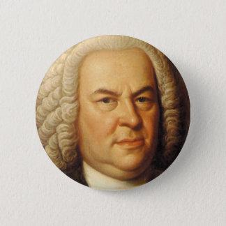 Badge Rond 5 Cm Articles de Johann Sebastian Bach