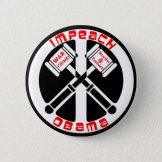 Badge Rond 5 Cm Attaquez Obama