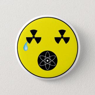 Badge Rond 5 Cm Aucunes armes nucléaires