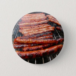 BADGE ROND 5 CM BBQ