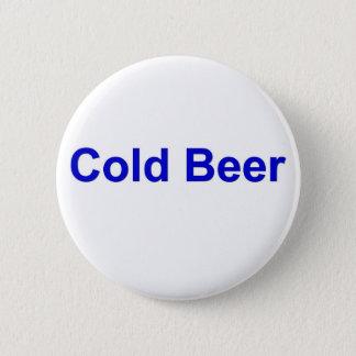 Badge Rond 5 Cm bière froide