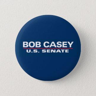Badge Rond 5 Cm Bob Casey pour le bouton de sénat