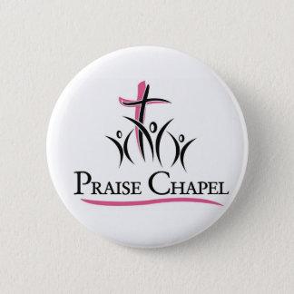Badge Rond 5 Cm Bouton de chapelle d'éloge