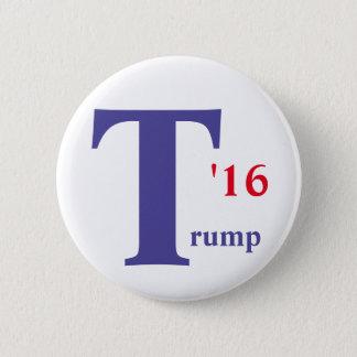 Badge Rond 5 Cm Bouton de Donald Trump 2016