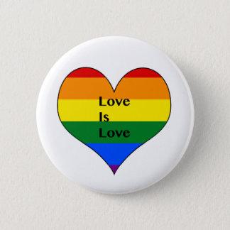 Badge Rond 5 Cm Bouton de gay pride