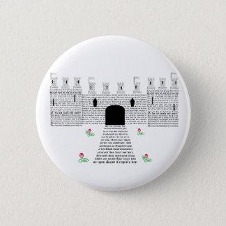 Badge Rond 5 Cm Bouton de Henry V