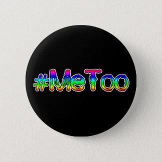 Badge Rond 5 Cm Bouton de la campagne des femmes de mouvement de