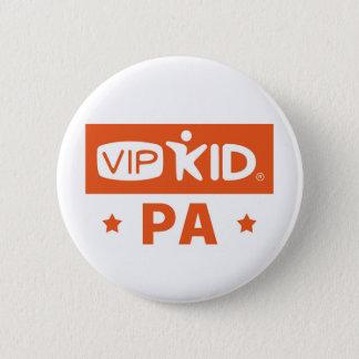 Badge Rond 5 Cm Bouton de la Pennsylvanie VIPKID