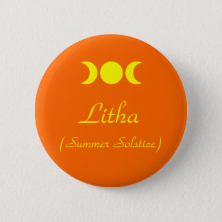 Badge Rond 5 Cm Bouton de Litha