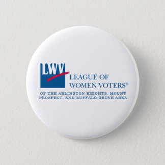 Badge Rond 5 Cm Bouton de logo de LWVAH