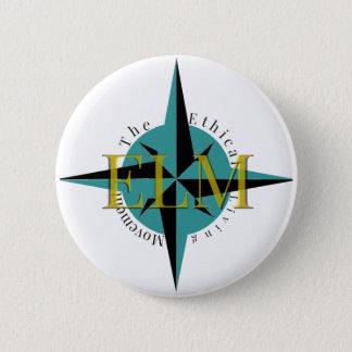 Badge Rond 5 Cm Bouton de Pin de logo d'ORME