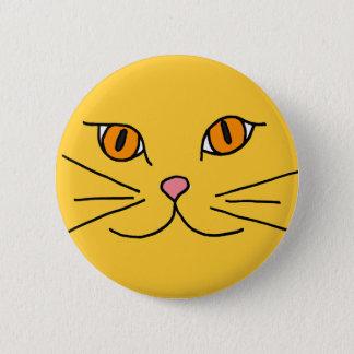 Badge Rond 5 Cm Bouton frais de chat de CS
