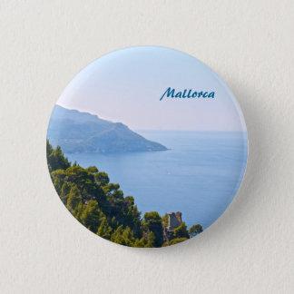 Badge Rond 5 Cm Boutons de Majorque