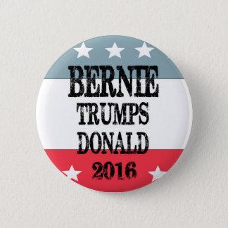 Badge Rond 5 Cm Boutons de ponceuses de Bernie