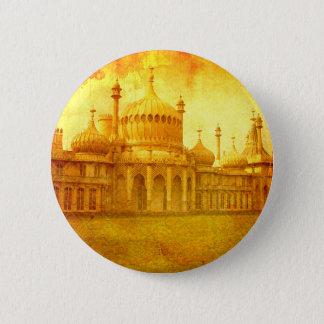 Badge Rond 5 Cm Brighton Pavillion royal