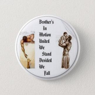 Badge Rond 5 Cm Bro. Dans Mot. Logo1, fondateur : Arthur