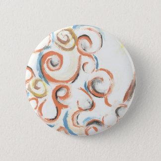 Badge Rond 5 Cm Cadeau du jour de mère