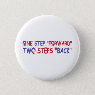Badge Rond 5 Cm Ce qui se produira si Obama gagne encore