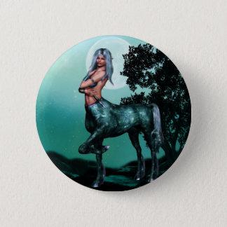 Badge Rond 5 Cm Centaurian magnifique