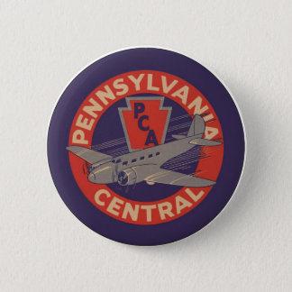 Badge Rond 5 Cm Central de l'APC Pennsylvanie
