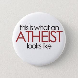 Badge Rond 5 Cm C'est à quel athée ressemble