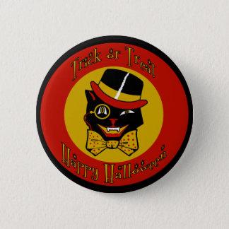 Badge Rond 5 Cm Chat pimpant