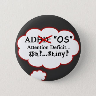 Badge Rond 5 Cm Chemise d'AGITATIONS