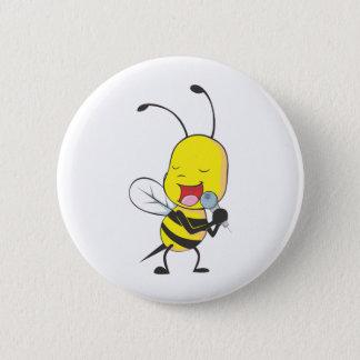 Badge Rond 5 Cm Chemises faites sur commande : Chemises d'abeille