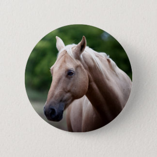 Badge Rond 5 Cm cheval