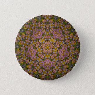 Badge Rond 5 Cm Ciel persan