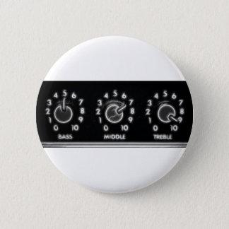 Badge Rond 5 Cm Commutateurs d'ampère