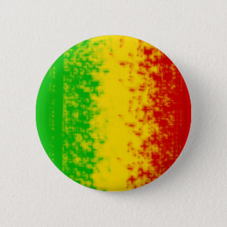 Badge Rond 5 Cm Conception de Rasta