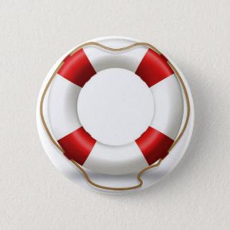 Badge Rond 5 Cm Conservateur d'anneau de vie