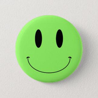 Badge Rond 5 Cm Couleur souriante de coutume de visage de KRW