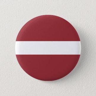 Badge Rond 5 Cm Coût bas ! Drapeau de la Lettonie