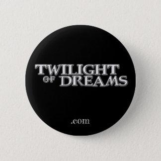 Badge Rond 5 Cm Crépuscule de petit bouton de rêves